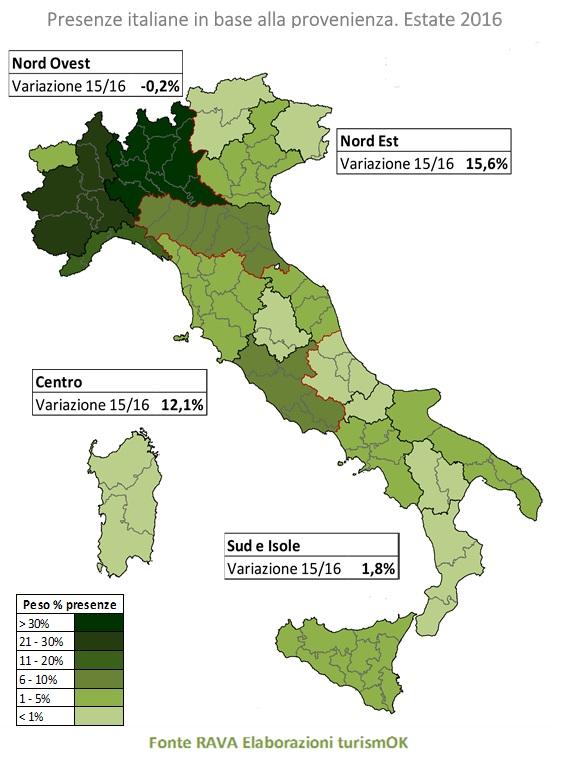 Cartina Turistica Italia.Cartina Italia Osservatorio Turistico Della Valle D Aosta
